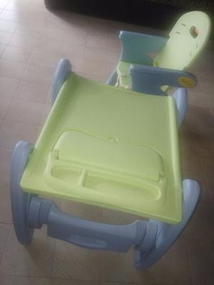 Silla Para Niño Master Kids Para Comer Y Escritorio
