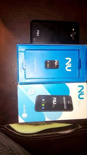 Vendo Telefono Niu Como Nuevo
