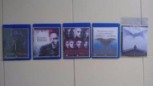 Juego De Tronos (game Of Thrones) Blu Ray