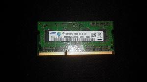 Memoria Ram Ddr3 1gb para Laptop