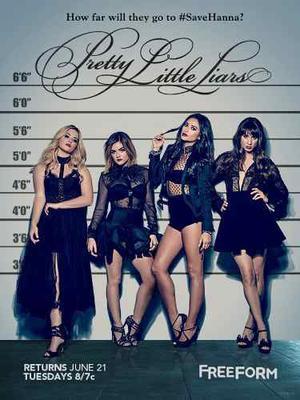 Pretty Little Liars...primera Temporada Completa !