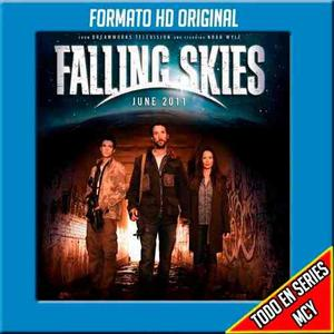 Serie Falling Skies Temporada 1-2-3 Formato Original