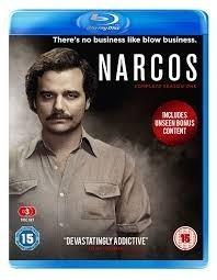 Serie Narcos En Blu-ray