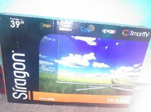 Tv Siragon 39 Pulgada Smartv Nuevo de Pa