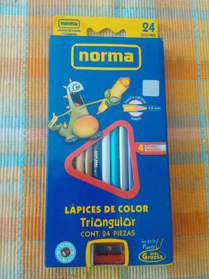 colores norma de 24