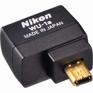 Adaptador Wifi Para Camaras Nikon Digitales Wu-1a