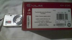 Camara Digital Casio Exilin De 12.1 Mp Usada Como Nueva...