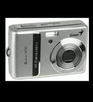 Camara Digital Genius G-shot