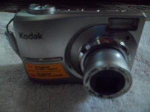 Camara Kodak Easyshare C713 Con Pantalla Partida