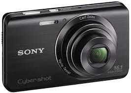 Camara Sony 16 Megapixeles Cybertshot