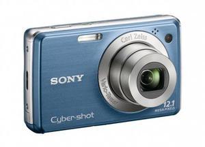 Cámara Digital Sony Cybershot W230 Color Azul