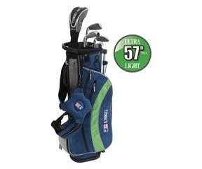 Equipo De Golf Us Kids 57 Ultralight - 7 Palos