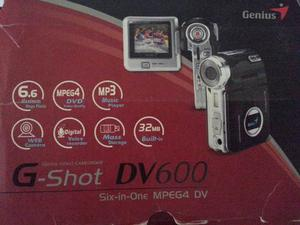 Vídeo Cámara Digital Genius G-shot Dv-600