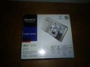 Vendo O Cambio (cámara Sony Cyber-shot 10.1 Megapixels)