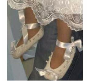 Zapatos Tejidos Para Bautizo Tallas 0 A 12 Meses