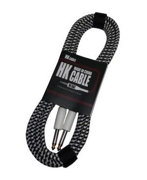 Cable Audio Para Instrumentos Guitarra O Bajo 5 Mts Plug 1/4