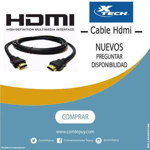 Cable HDMI MachoMacho Marca Xtech de 4,57mts