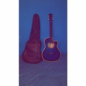 Guitarra Clasica Marca La Bella Con Forro