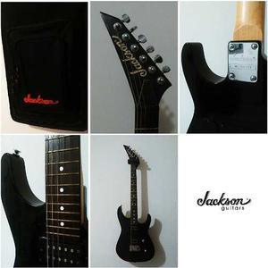 Guitarra Jackson Perfecto Estado