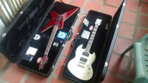 Guitarras Esp Ltd Nuevas Hardcase Emg Randall Cambio/venta