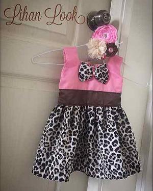Hermosos Vestidos Para Bebes Y Niñas!