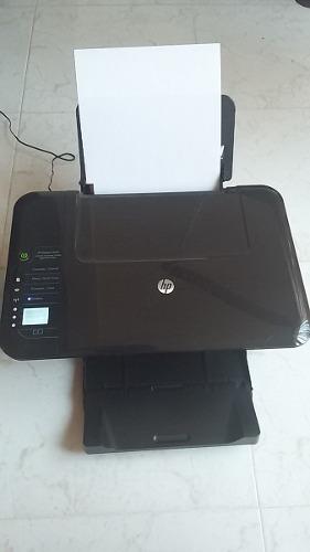 Impresora Multifuncional Hp Con Wifi - Video De Func.