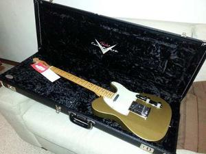Nueva Fender Telecaster Custom Shop Hle Gold