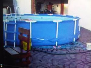 Piscina Grande De Escalera Y Filtro La De 12 Mil Litros