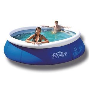 Piscina inflable marca ecology 3 x 76 posot class for Drenaje de piscina