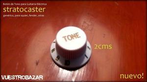 Vendo Boton De Tono Para Guitarras Eléctricas Stratocaster