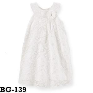 Vestido Blanco Niña Bautizo Carters
