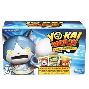 Yo-kai Watch Juego De Cartas Con Medalla Original De Hasbro
