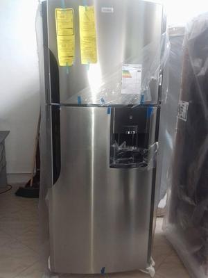 nevera mabe con dispensador de agua 19 piez nueva
