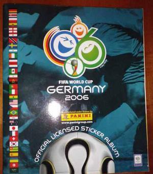 Album Del Mundial Alemania