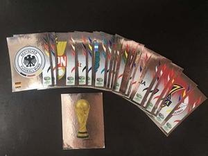 Barajitas Cromos Panini Mundial Alemania