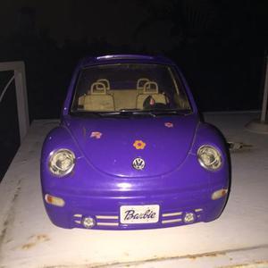 Carro Volkswagen De La Barbie