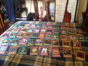 Cartas Originales Yu Gi Oh. Primera Edición.