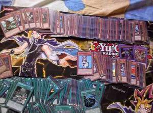 Cartas Yugioh! (100 Cartas) Yu-gi-oh! Ygo