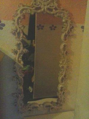 Consola De Espejo Y Mesa