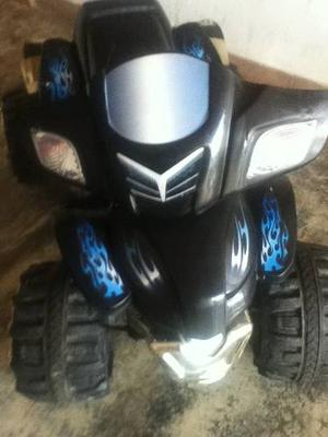 Moto Electrica 4 Ruedas Para Niños