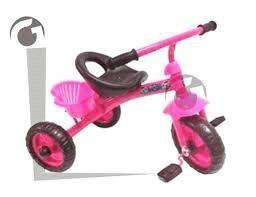 Triciclo Infantil Bicicleta Metal Excelente Calidad Niños