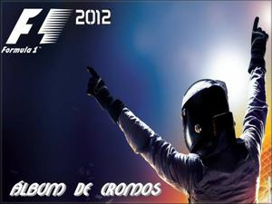 Vendo Album De Formula 1 Temporada  En Formato Pdf