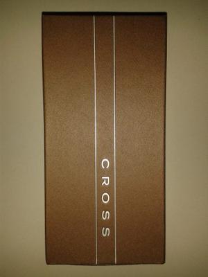 Boligrafo Cross Tinta De Gel Modelo At. Original