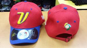 Gorra De Venezuela Clasico Mundial De Beisbol Ajustable