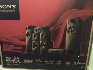 Se Vende Home Theater Sony Nuevo De Caja