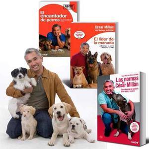 Adiestramiento Canino Cesar Millan Pack 3 Libros Pdf Gratis