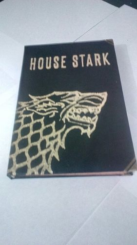 Agenda Diario Libreta Stark Game Of Thrones