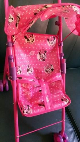 Bellos Coches De Muñecas Para Niñas Minnie Princesas