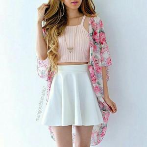 Blusas Y Faldas Moda