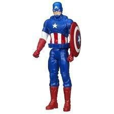 Capitán America Original De Hazbro 30cm